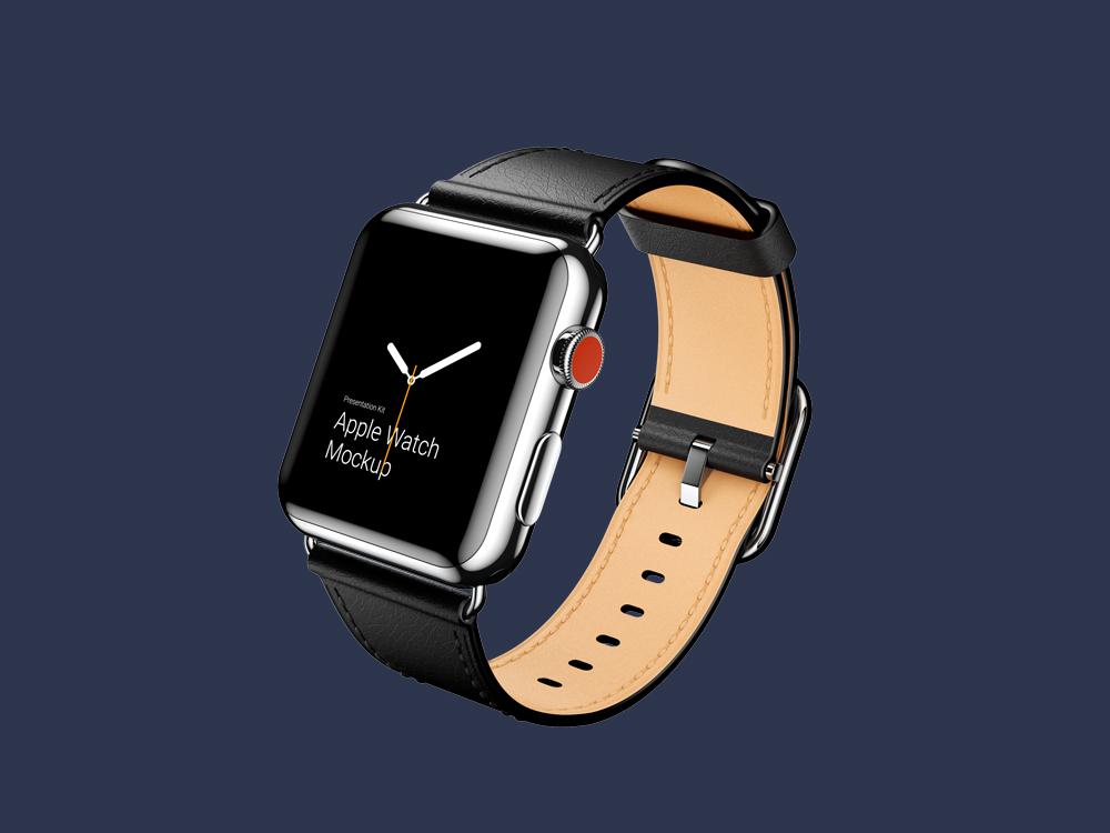 苹果手表样机设计
